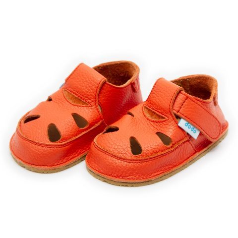 Sandales Dodo Shoes Mandarine