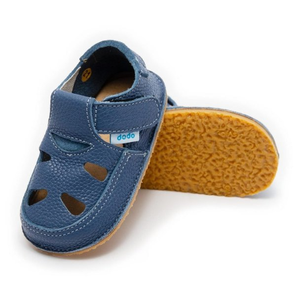 Sandales Dodo Shoes Bleu