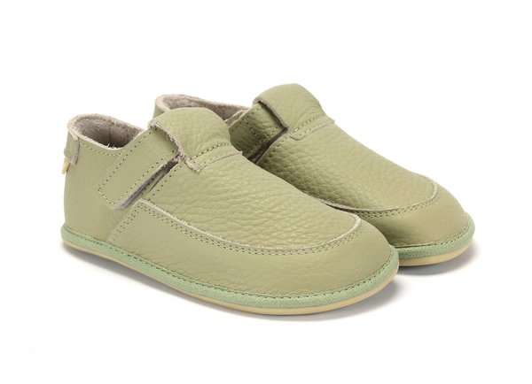 Chaussures Magical Shoes Lulu Light Olive