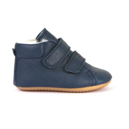 Froddo Prewalkers Fourrés g1130013-2 Dark Blue