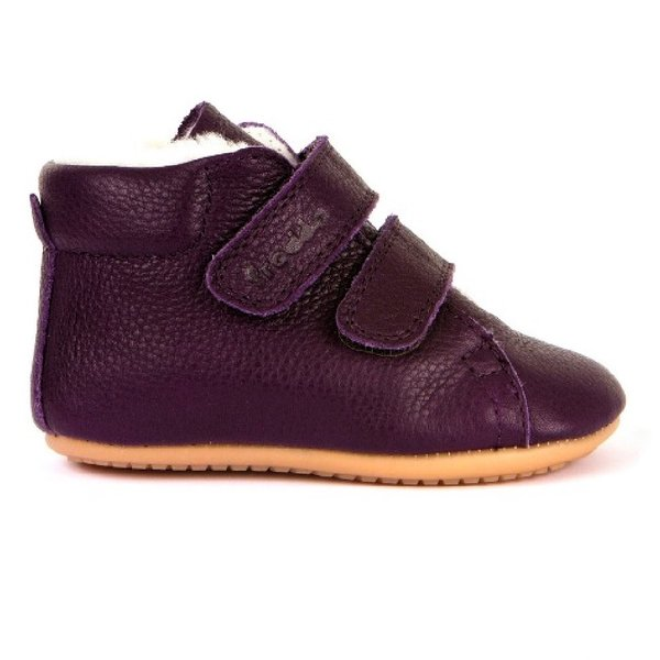 Froddo Prewalkers Fourrés g1130013-7 Purple