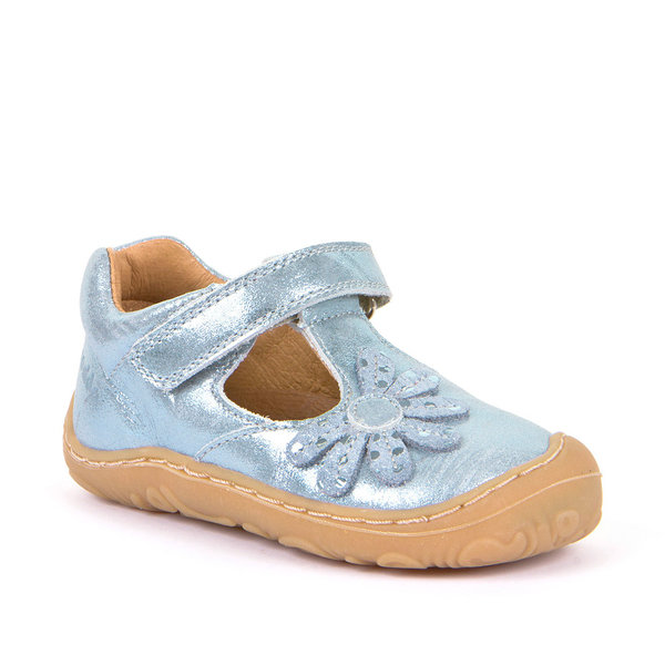 Ballerines T-bar Froddo g2140047-3 Light blue