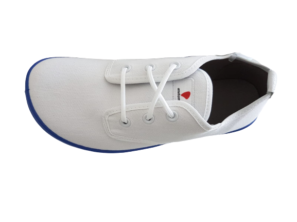 Baskets Anatomic All in AA01 Blanc  / semelle bleue