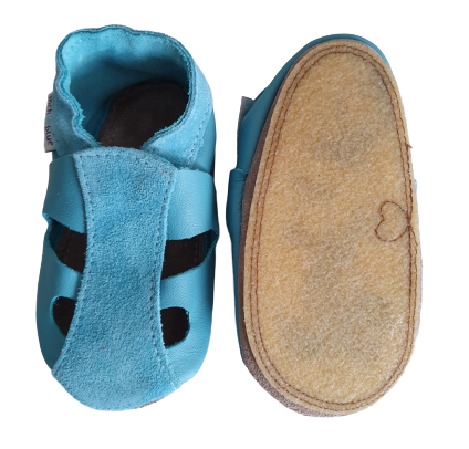 Sandales Chaussons / chaussures Inch Blue Gripz Turquoise