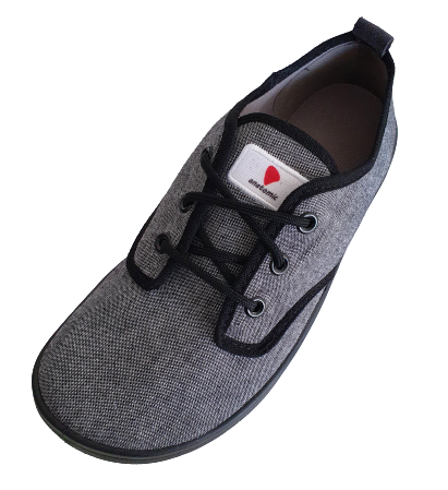 Baskets Anatomic All in AA04 gris / semelle noire