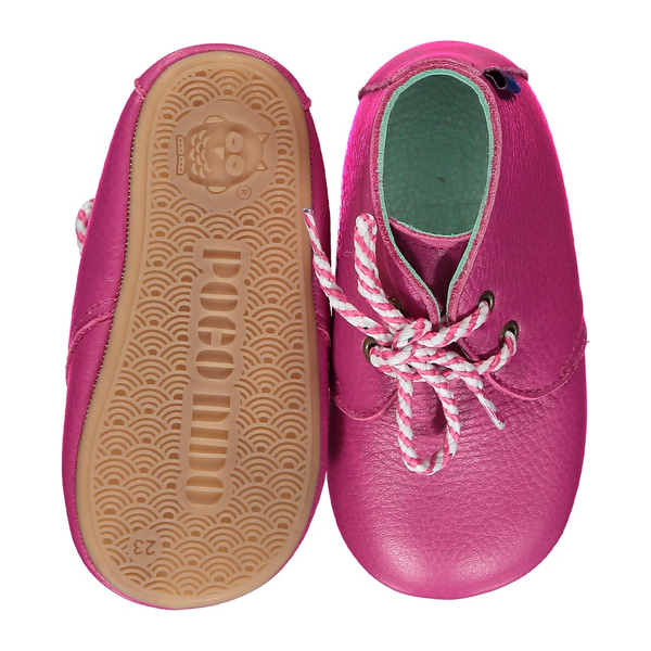 Bottines à lacets POCO NIDO Mighty Hot Pink
