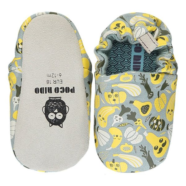 Chaussons Poco Nido Harvest grey