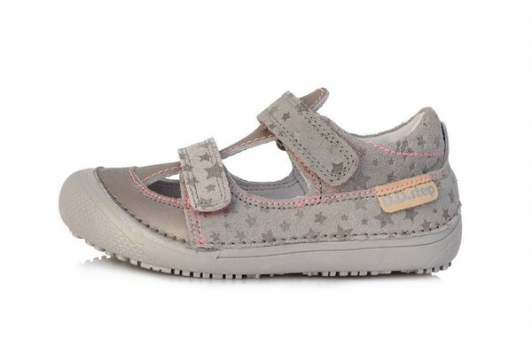 Chaussures ouvertes barefoot D.D.step Barefoot 063-237BM - Grey