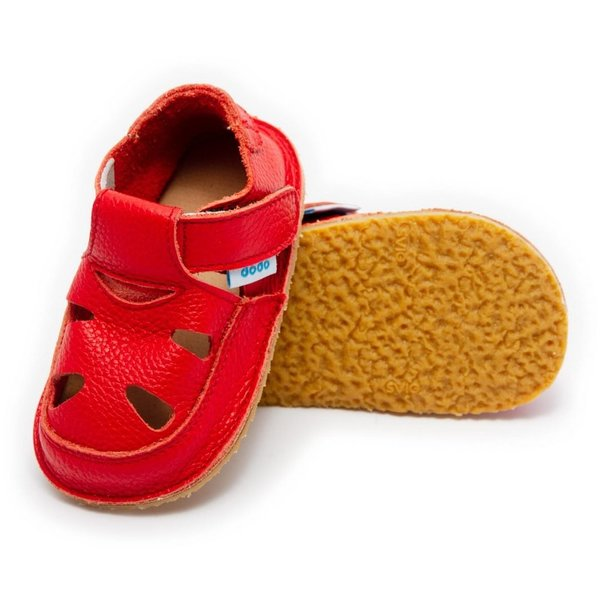 Sandales Dodo Shoes Rouge