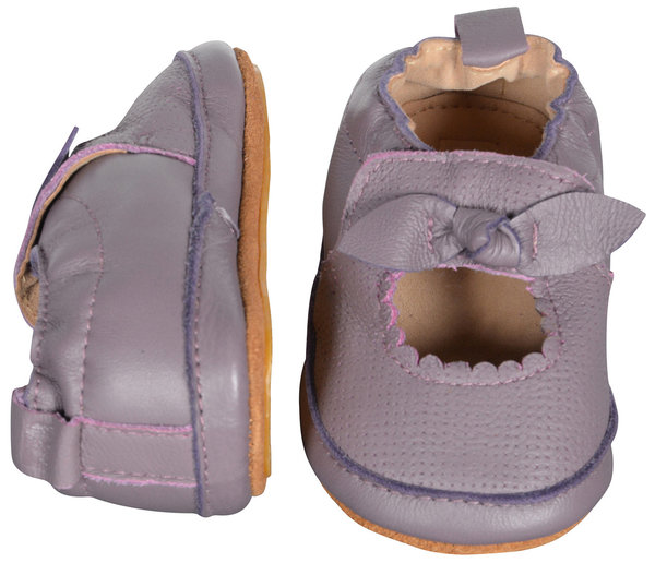 Chaussons / chaussures ballerines Melton Nuage Lilac 400147