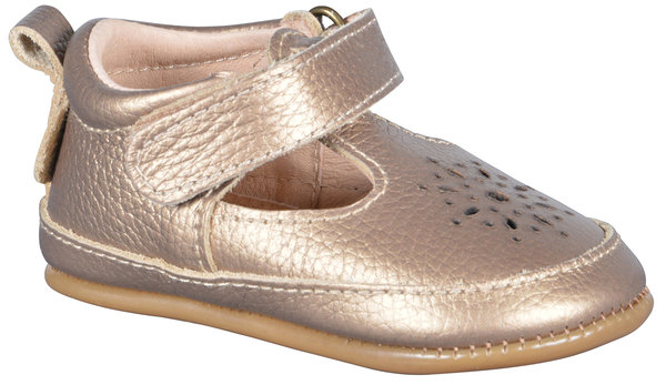 Chaussures mary Jane Move by Melton Prewalker Antique Gold 450365