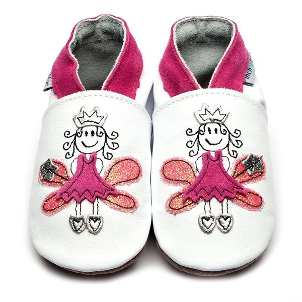 Chaussons / chaussures Inch Blue Gripz Fairy Princess