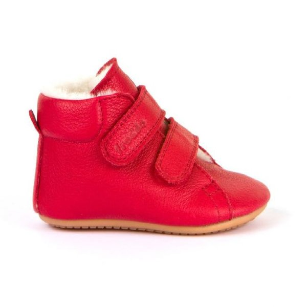 Froddo Prewalkers Fourrés g1130013-6 Red